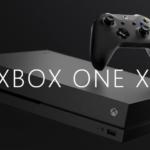 【XboxOneX】Xbox One Xが世界市場で11月7日発売予定!価格は499ドル!