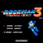【Switch】ロックマン クラシックス コレクション1+2プレイ日記1【ロックマン3/第1回】